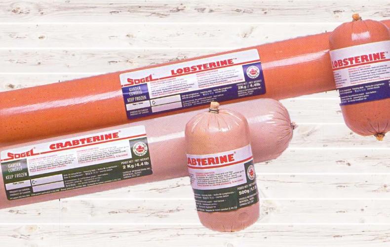 Lobsterine™ and Crabterine™